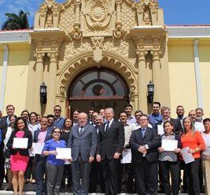 Costa Rica y España ejecutan, entre 2015 y 2017, diez proyectos en materia de medio ambiente y cambio climático a través de Programa de Cooperación Triangular