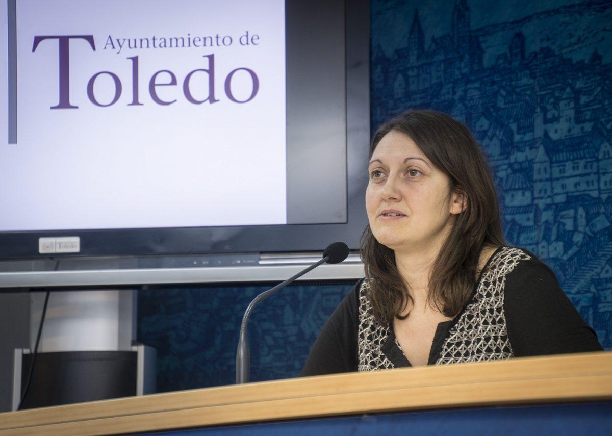 http://www.toledo.es/wp-content/uploads/2018/02/eva-jimenez_concejala-de-sostenibilidad-1200x855.jpg. El Ayuntamiento constituye un grupo de trabajo para la redacción de las medidas técnicas a adoptar en caso de prealerta por sequía