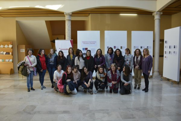 Foto Grupo Expo Humanidades Chicas 01