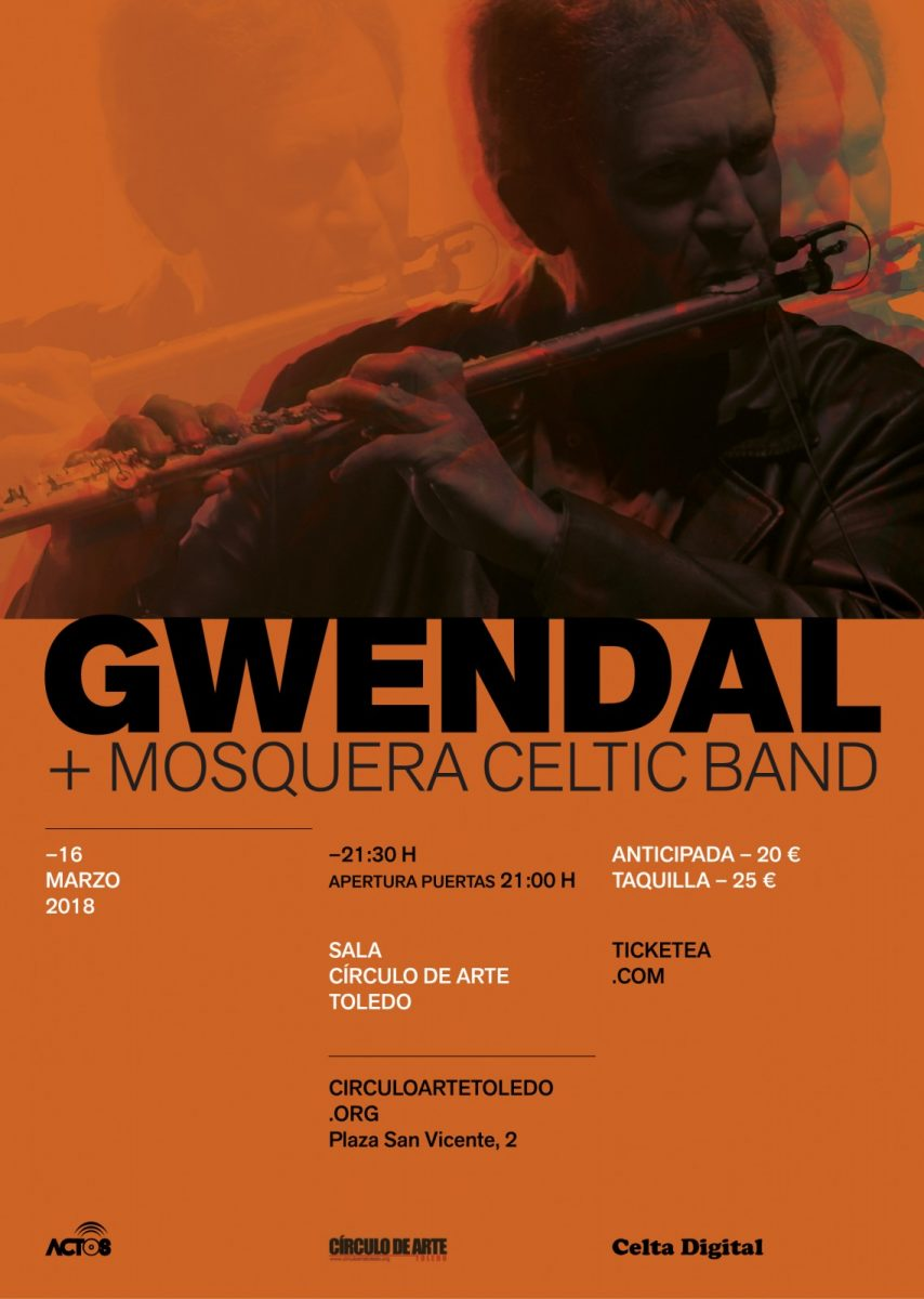 Gwendal + Mosquera Celtic Band