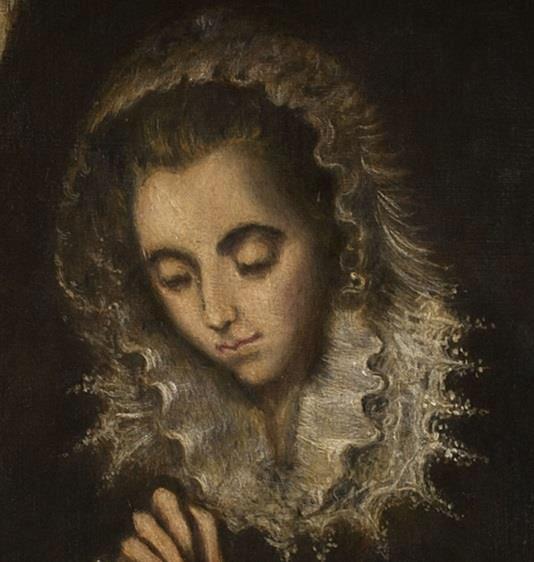 """http://www.toledo.es/wp-content/uploads/2018/02/imagenes.jpg. Recorrido """"Imágenes femeninas en los cuadros del Museo"""""""