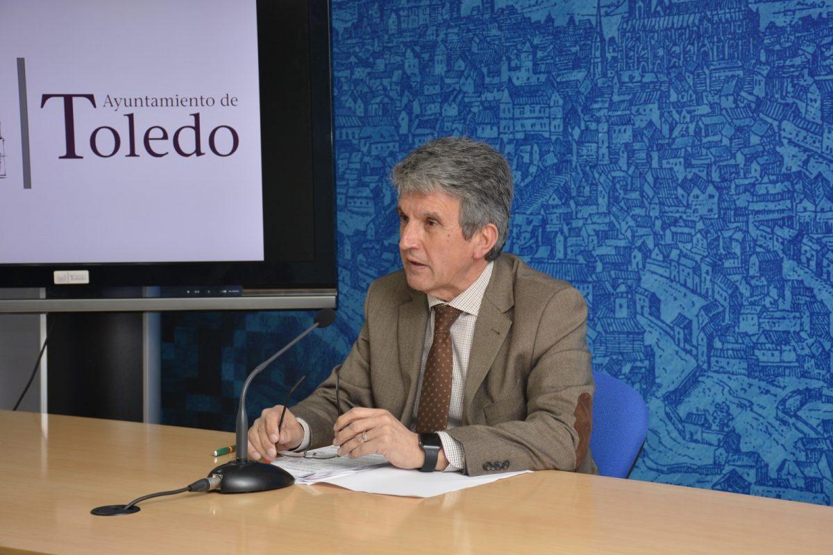 http://www.toledo.es/wp-content/uploads/2018/02/jose-pablo-sabrido_portavoz-equipo-de-gobierno-1200x800.jpg. El desarrollo de la ciudad y la mejora de la calidad de vida de los toledanos y toledanas, objetivos del Gobierno en el Presupuesto 2019