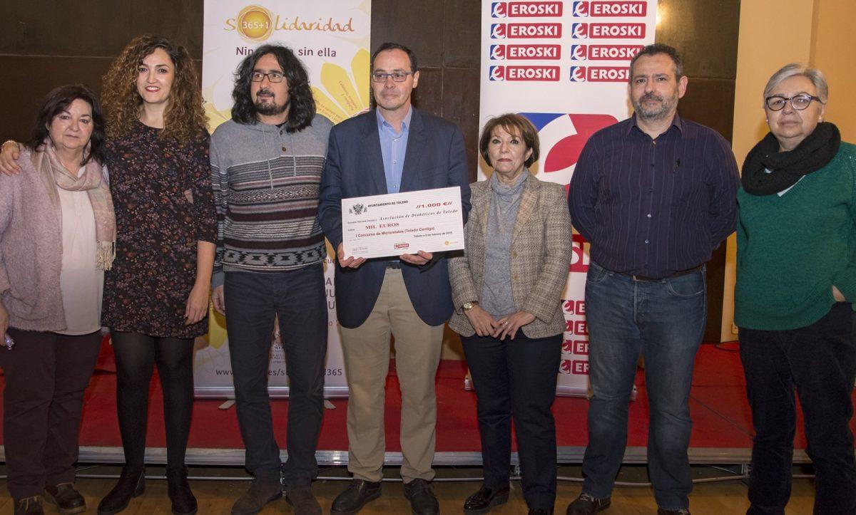 http://www.toledo.es/wp-content/uploads/2018/02/microrrelatos-toledo-contigo-1200x723.jpg. El certamen de microrrelatos 'Toledo Contigo' logra 1.000 euros que se destinarán a una campaña sobre diabetes en edad escolar