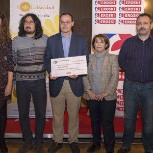 l certamen de microrrelatos 'Toledo Contigo' logra 1.000 euros que se destinarán a una campaña sobre diabetes en edad escolar