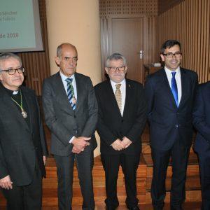 Sánchez Butragueño, nuevo Académico Numerario de la Real Academia de Bellas Artes y Ciencias Históricas de Toledo