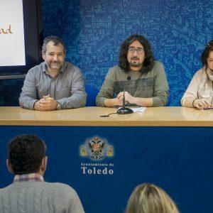 l II Certamen solidario de Microrrelatos 'Toledo Contigo' se suma este año a la Feria del Libro donde entregará sus premios