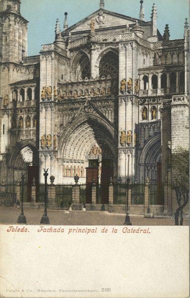 PURGER&CO_2181_Toledo - Fachada principal de la Catedral