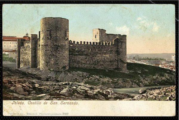 PURGER&CO_2182_Toledo - Castillo de san Servando