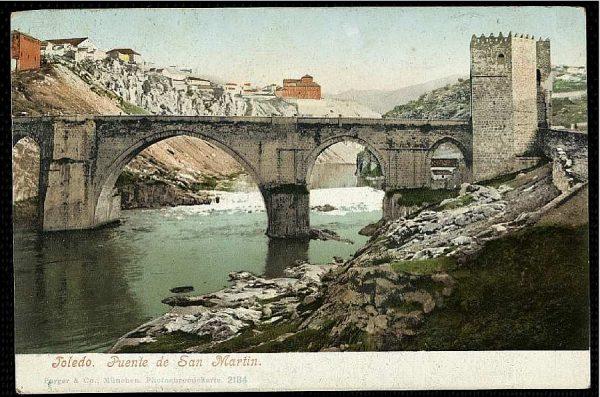 PURGER&CO_2184_Toledo - Puente de san Martín