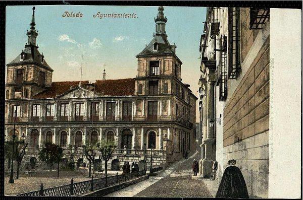 PURGER&CO_2188_Toledo - Ayuntamiento