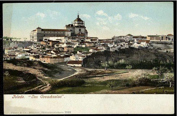 PURGER&CO_2189_Toledo - Las Covachuelas