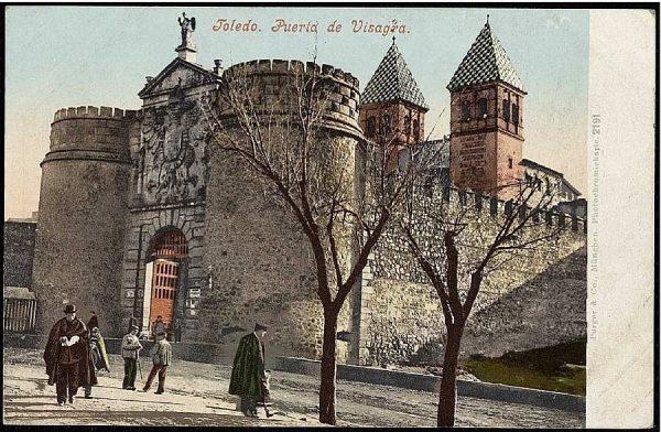 PURGER&CO_2191_Toledo - Puerta de Visagra