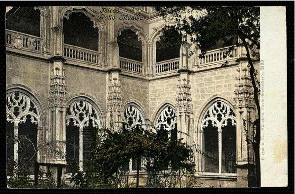 PURGER&CO_2193_Toledo - Patio mudéjar [San Juan de los Reyes]