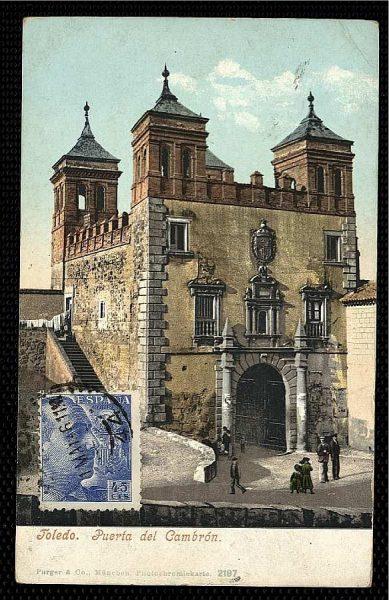 PURGER&CO_2197_Toledo - Puerta del Cambrón