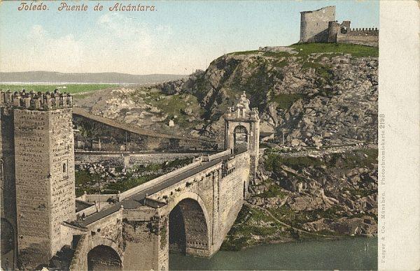 PURGER&CO_2198_Toledo - Puente de Alcántara