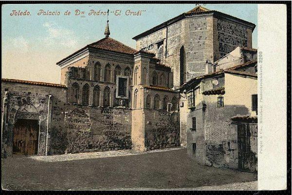 PURGER&CO_2200_Toledo - Palacio de Don Pedro El Cruel