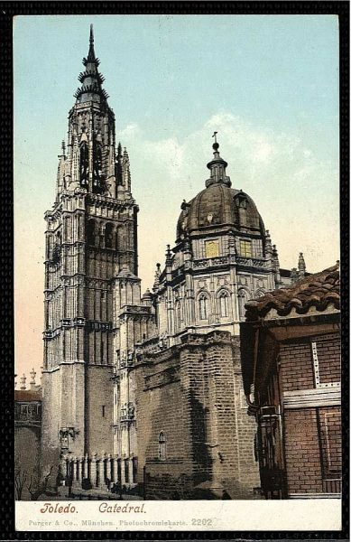 PURGER&CO_2202_Toledo - Catedral