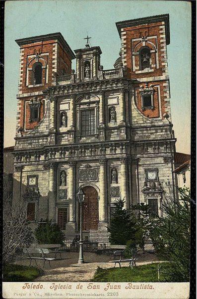 PURGER&CO_2203_Toledo - Iglesia de San Juan Bautista