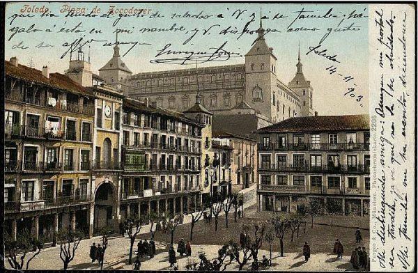 PURGER&CO_2205_Toledo - Plaza de Zocodover
