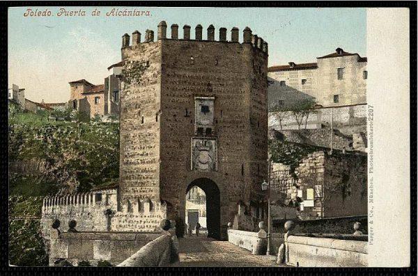 PURGER&CO_2207_Toledo - Puerta de Alcántara