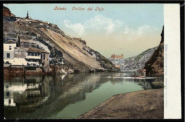 PURGER&CO_2208_Toledo - Orillas del Tajo