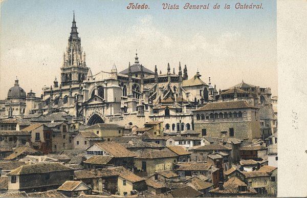 PURGER&CO_2765_Toledo - Vista general de la Catedral