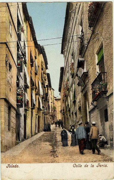 PURGER&CO_2768_Toledo - Calle de la Feria