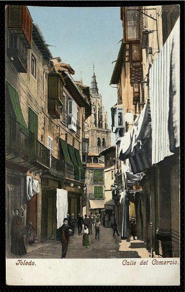 PURGER&CO_2769-Toledo - Calle del Comercio
