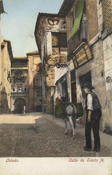PURGER&CO_2770_Toledo - Calles de Santa Fe