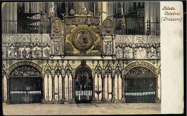 PURGER&CO_2772_Toledo - Catedral - Trascoro