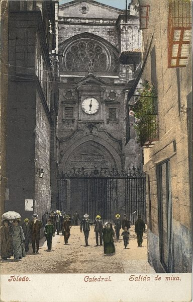 PURGER&CO_2776_Toledo - Catedral - Salida de Misa