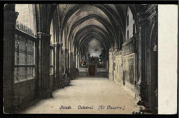 PURGER&CO_2778_Toledo - Catedral - El Claustro