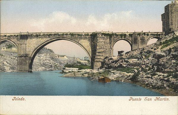 PURGER&CO_2784_Toledo - Puente de San Martín