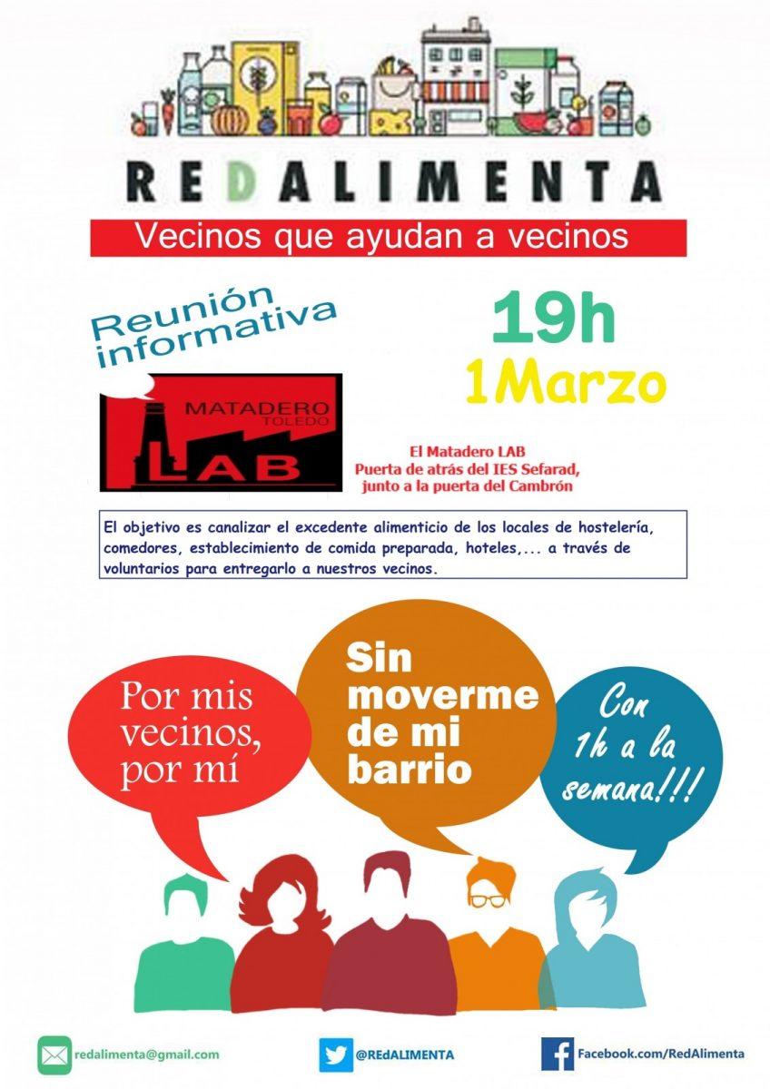 http://www.toledo.es/wp-content/uploads/2018/02/red-alimenta-mataderolab-ultimo-848x1200.jpg. Presentación Red Alimenta