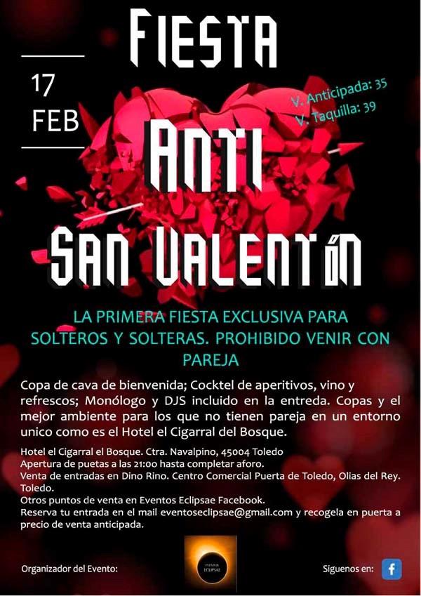 http://www.toledo.es/wp-content/uploads/2018/02/san-valentin.jpg. Fiesta Anti San Valentín – FIESTA POSPUESTA