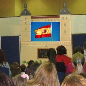 """TEATRO DE GUIÑOL: """"Una bandera para el Rey Carlos"""""""