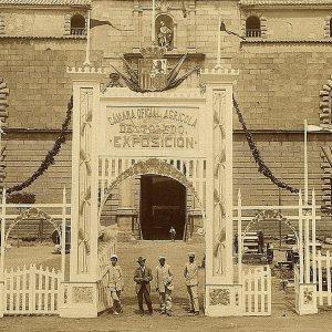 a exposición agrícola de Toledo de agosto de 1909