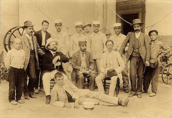 02 - Comisión organizadora y otros trabajadores