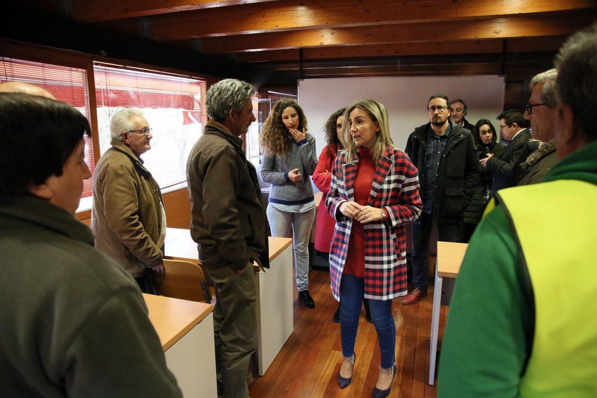 Milagros Tolón inaugura el nuevo Centro Municipal de Formación y Empleo que también albergará la oficina de Desarrollo Económico