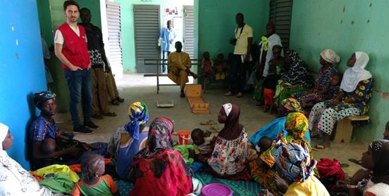 La Oficina Humanitaria verifica en Malí la situación de los programas de ayuda financiados por España