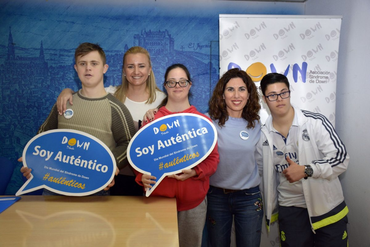 Toledo se suma a la celebración del Día Mundial de las Personas con Síndrome de Down con un amplio programa de actividades
