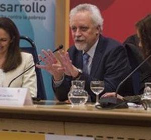 a Cooperación Española promueve los derechos humanos al agua y al saneamiento en el Foro Mundial en Brasil