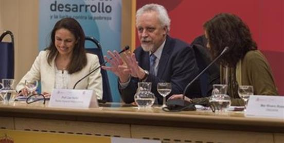 La Cooperación Española promueve los derechos humanos al agua y al saneamiento en el Foro Mundial en Brasil