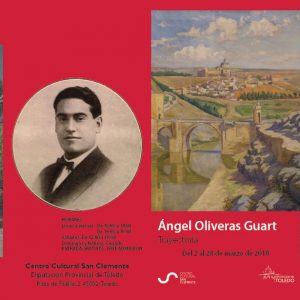 """Exposición Ángel Oliveras Guart """"Trayectoria"""""""