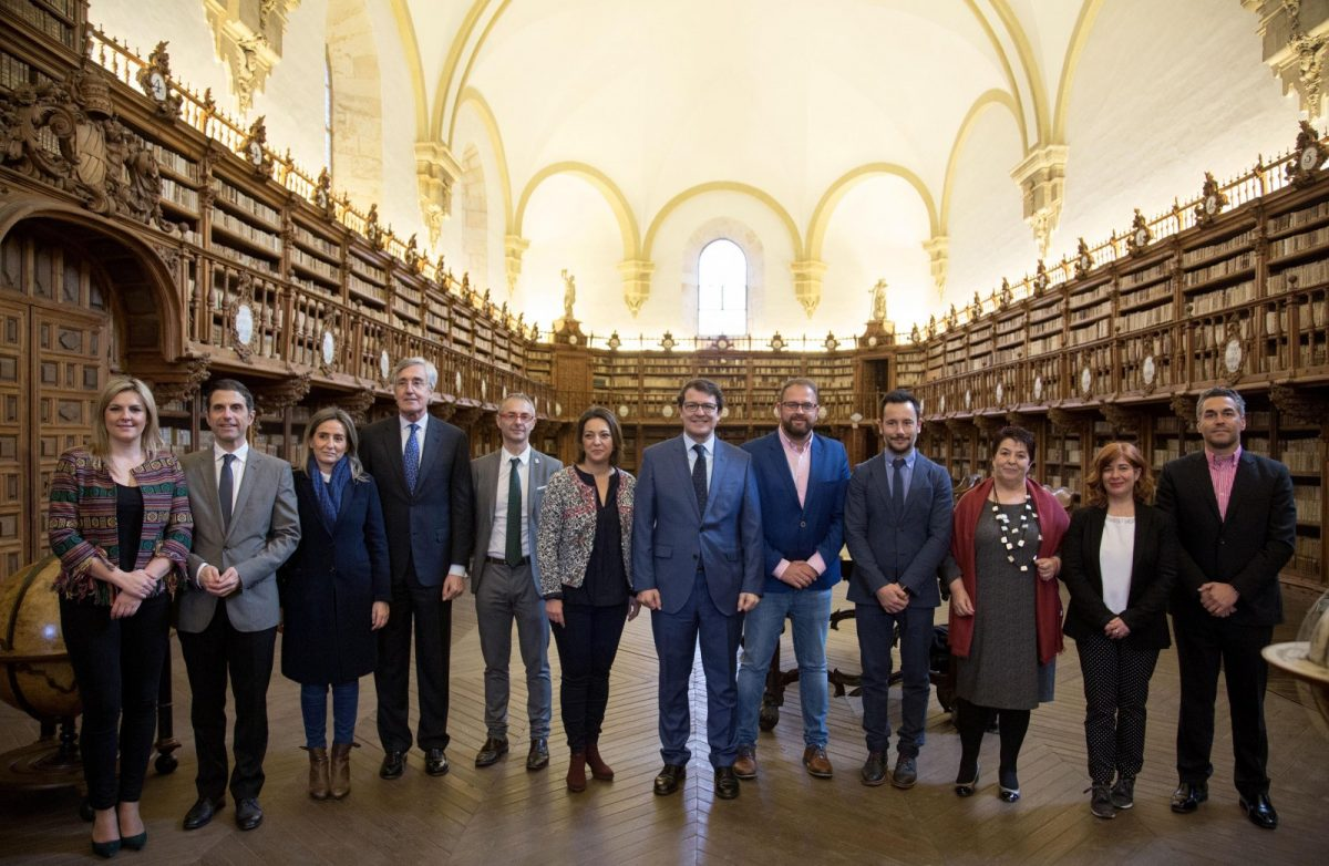 http://www.toledo.es/wp-content/uploads/2018/03/asamblea-gchp-02-1200x782.jpg. La Asamblea del Grupo Ciudades Patrimonio, al que pertenece Toledo, plantea crear un Observatorio Turístico propio