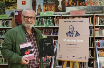 Presentación de libro Desde la arena de la biblioteca pública