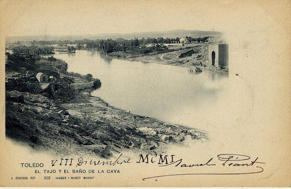 CÁNOVAS_802-Toledo - El Tajo y el Baño de la Cava