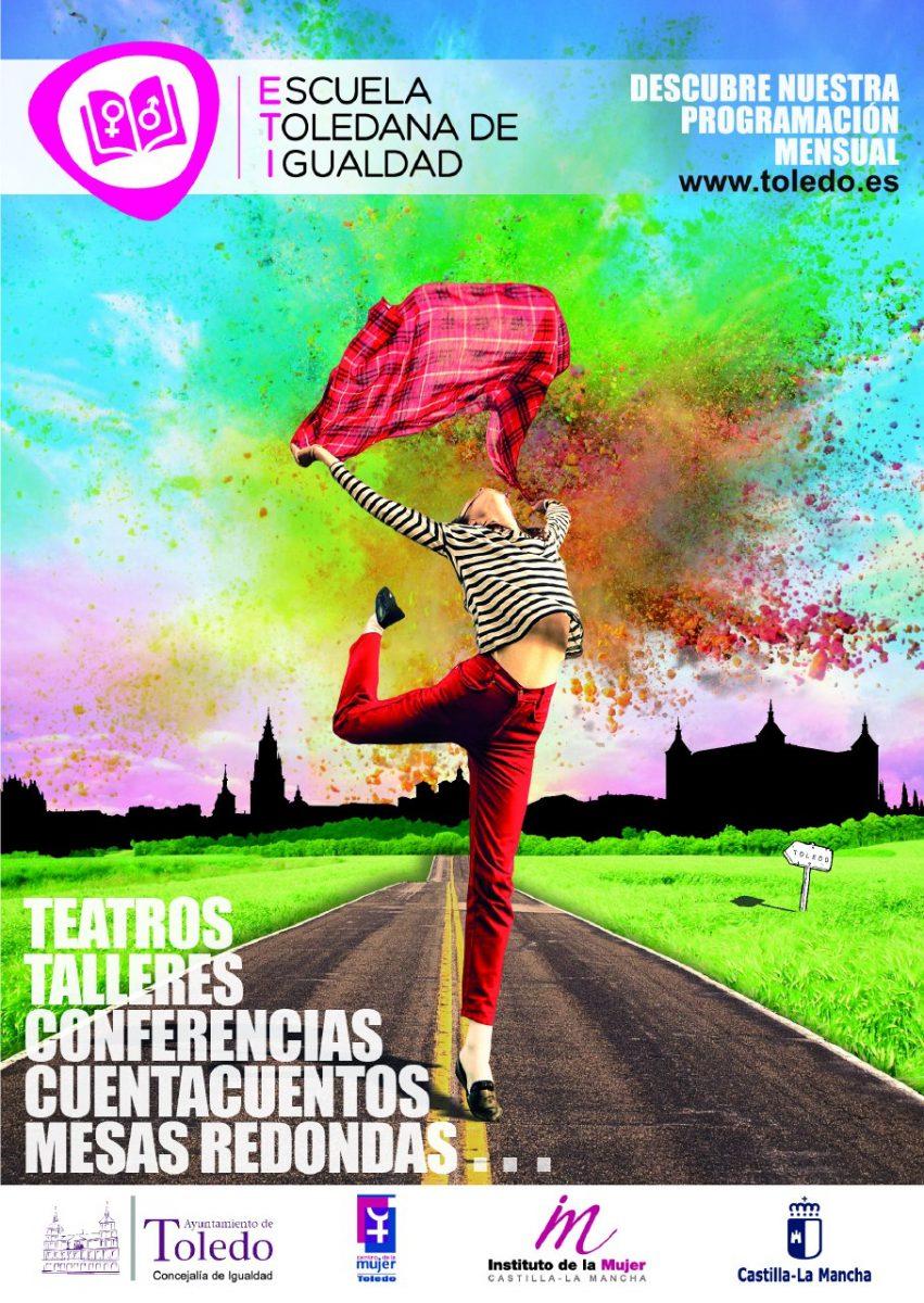 La Escuela Toledana de la Igualdad inicia su andadura el próximo martes con una conferencia sobre los mitos del amor romántico