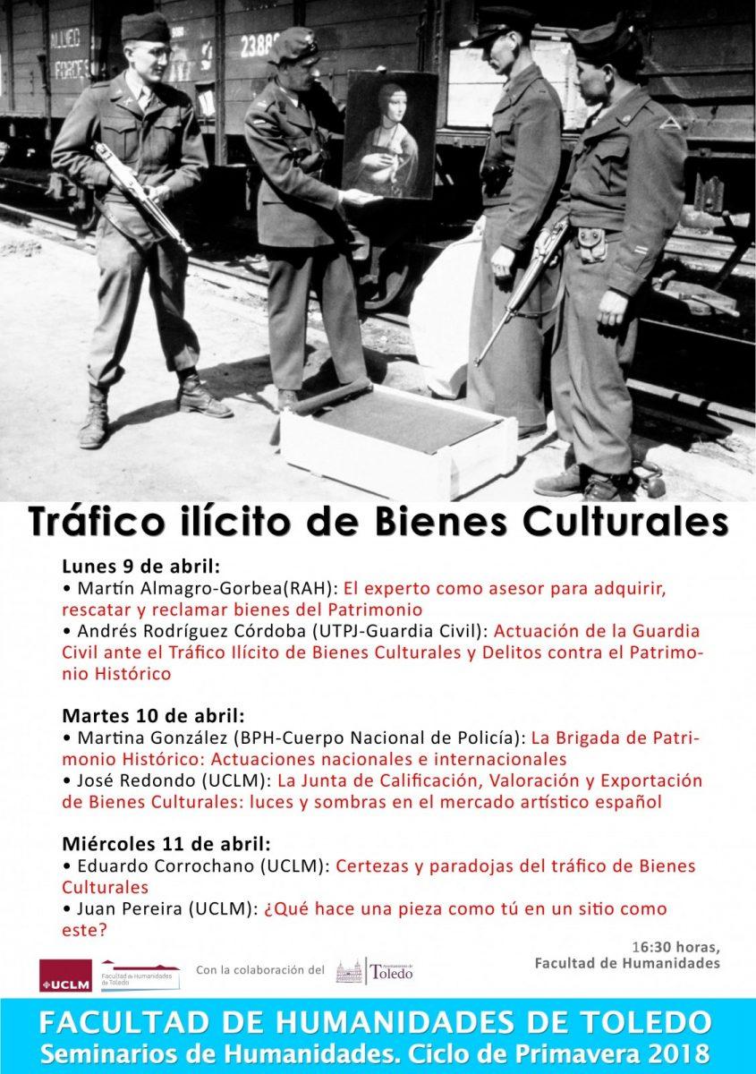 SEMINARIO: TRÁFICO ILÍCITO DE BIENES CULTURALES