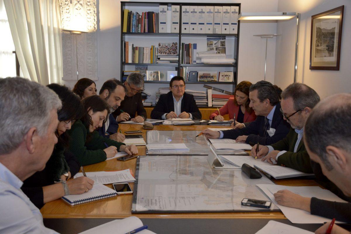 Gobierno local confía en alcanzar el máximo consenso político para garantizar el mejor escenario urbanístico